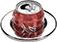 Eskimo Cup Shown with Coke